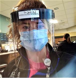 Nurses are super heroes.