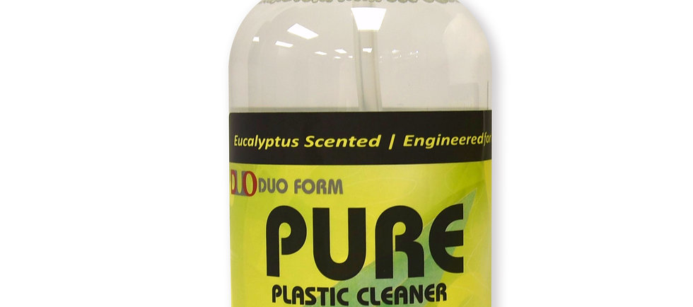 DUO PURE Plastic Cleaner