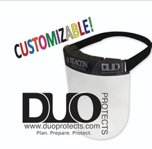 CUSTOMIZABLE with your logo, brand colors and more!