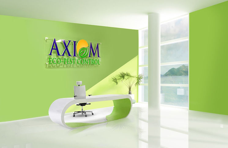 Interior Acrylic Wall Sign