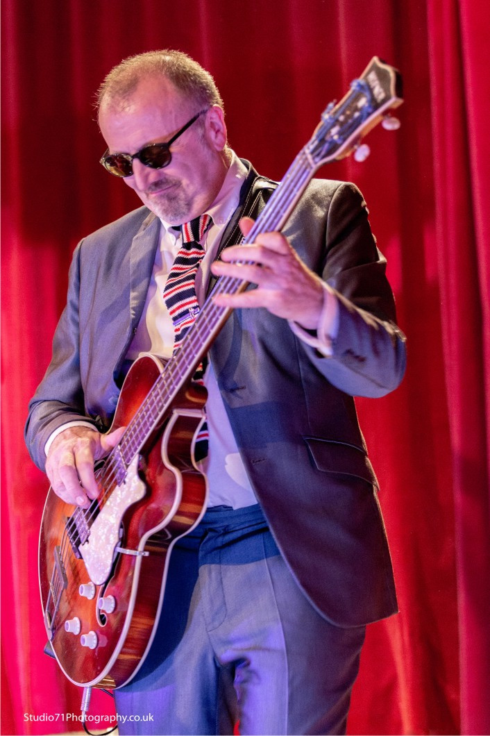 hofner president bass ricky cool and the in crowd