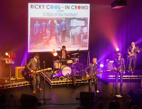 Ricky Cool and the In Crowd Live - A Night at the Flamingo