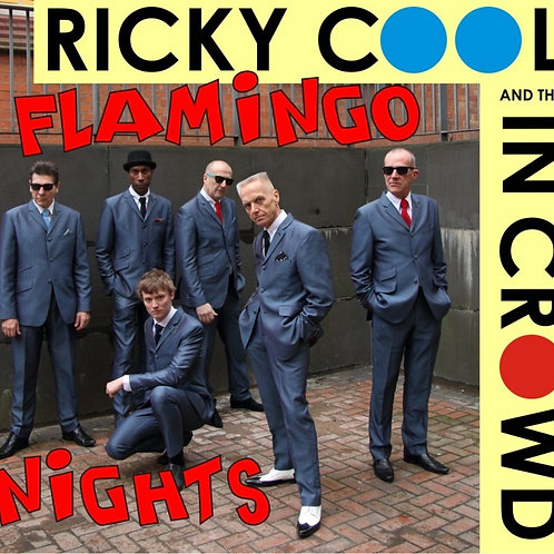 Flamingo Nights CD