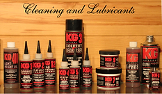 kg cleaning gun powders packs
