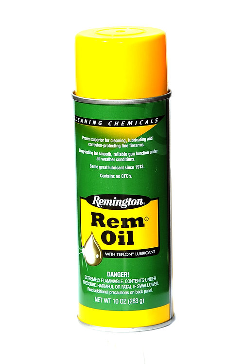 Remington Rem Oil 10oz Aerosol Can