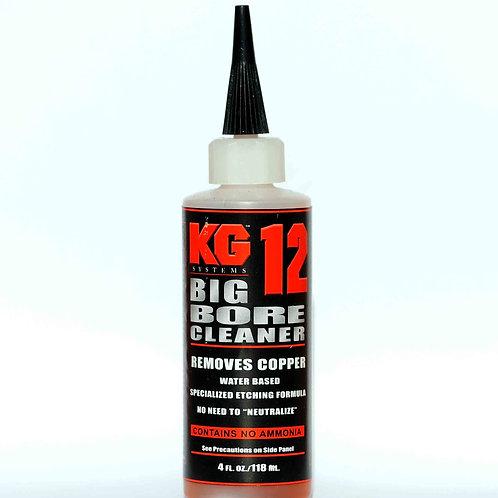 KG-12 Big Bore Cleaner  Step 2B
