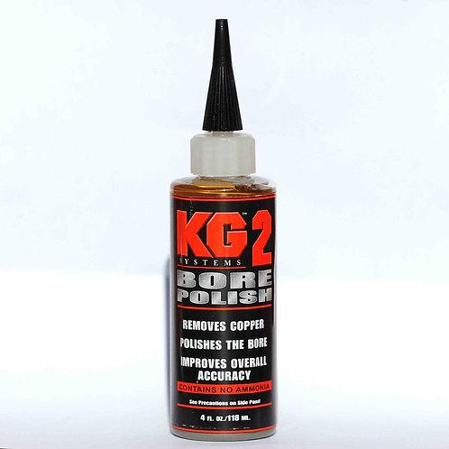 KG-2 Bore Polish  Step 2