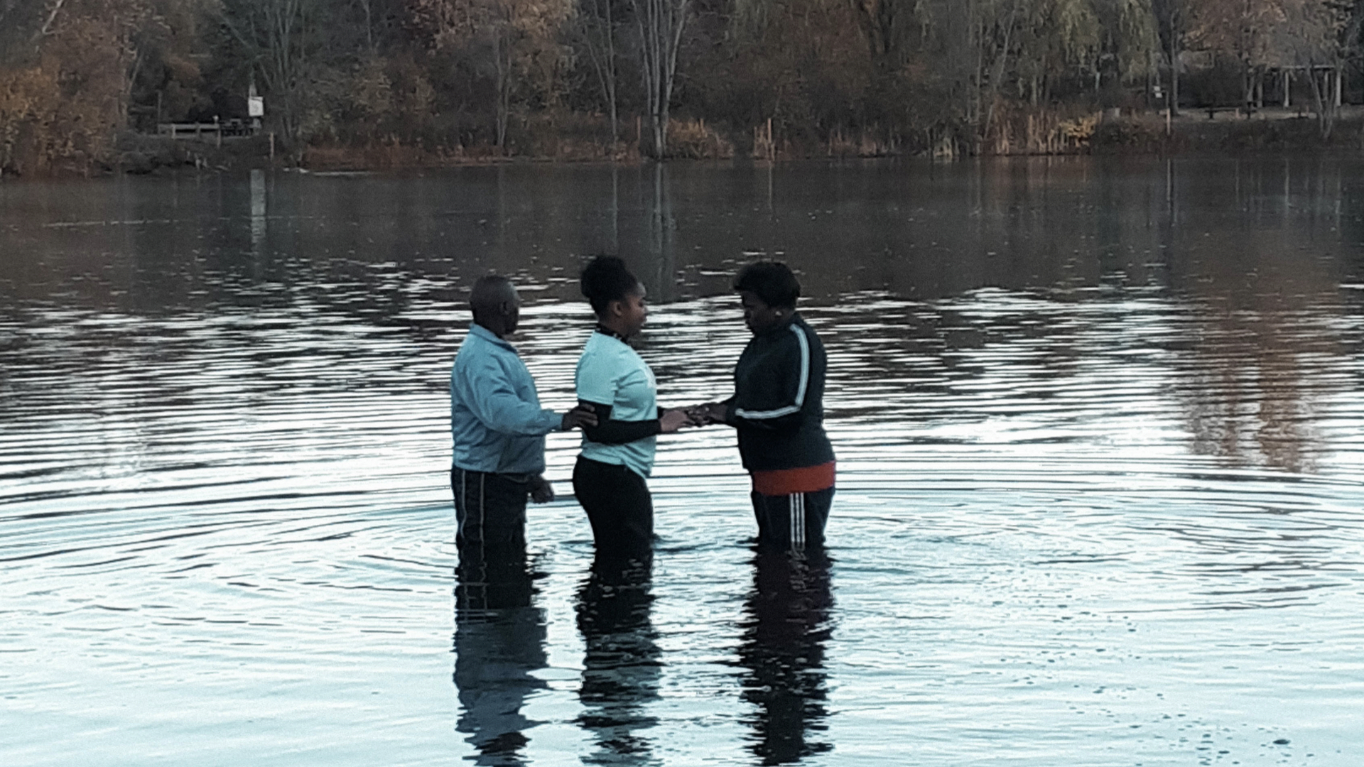 Baptême Johane