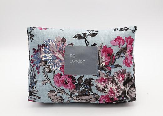 Pillow to fit an Hermès Birkin 35cm in Floral Linen