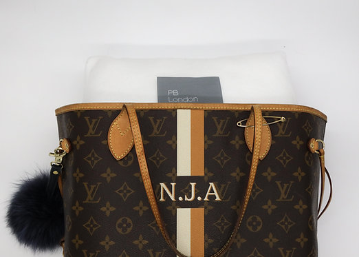 Pillow to fit the Louis Vuitton Never Full - Original