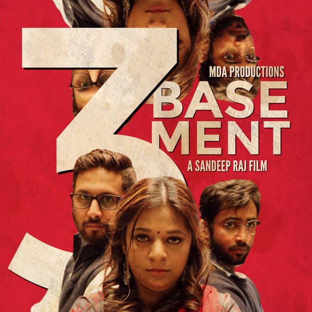 Basement 3 - Poster