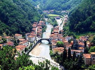 Ponte a Serraglio Aerial view.jpg