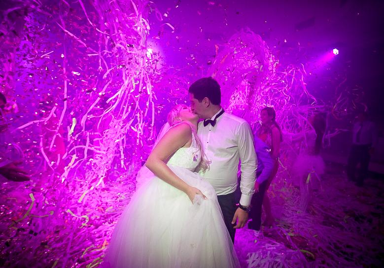 Бумажное Шоу На Свадьбу