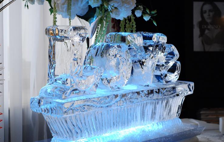 Ледяные Статуи