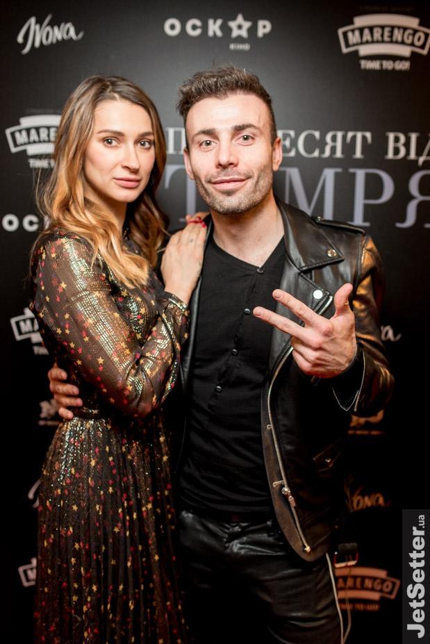 Юрий Третьяк и Таня Решентяк Промо