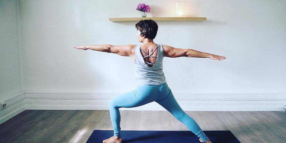 Spinal Care Yoga, Torsdager m/ Christina Danielsen.