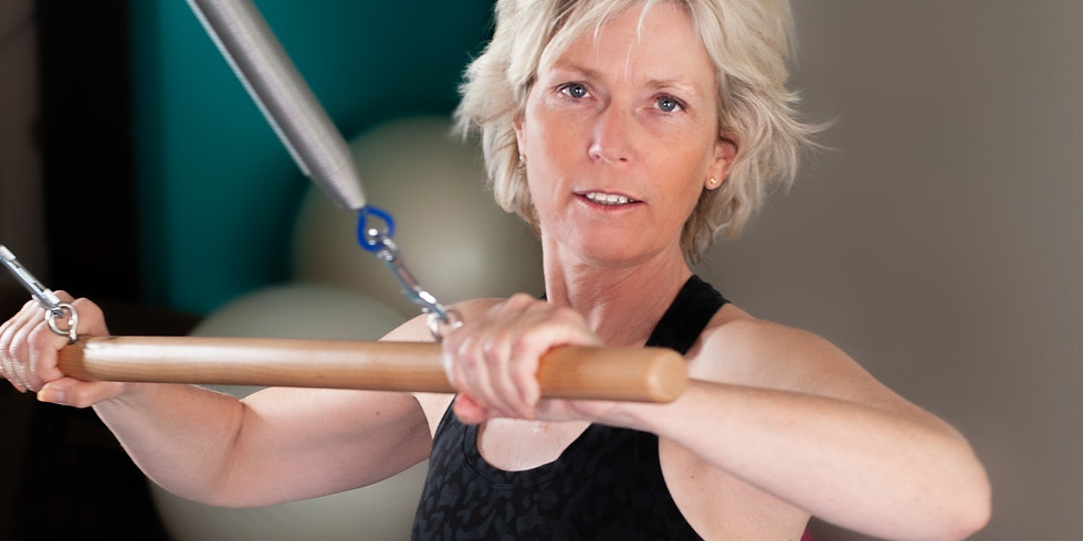 Pilates for revmatiske plager m/Kristin N