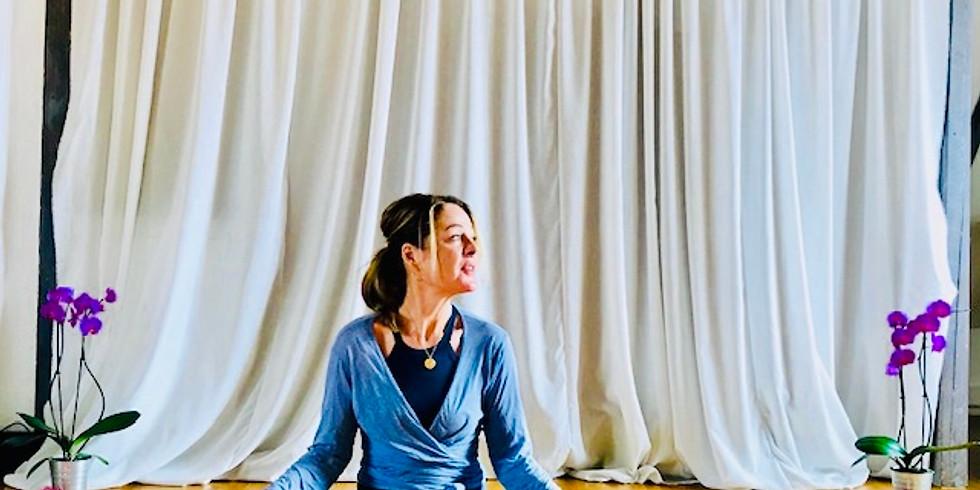 HormonYoga Terapi, Tirsdager m/Heidi Rydjord