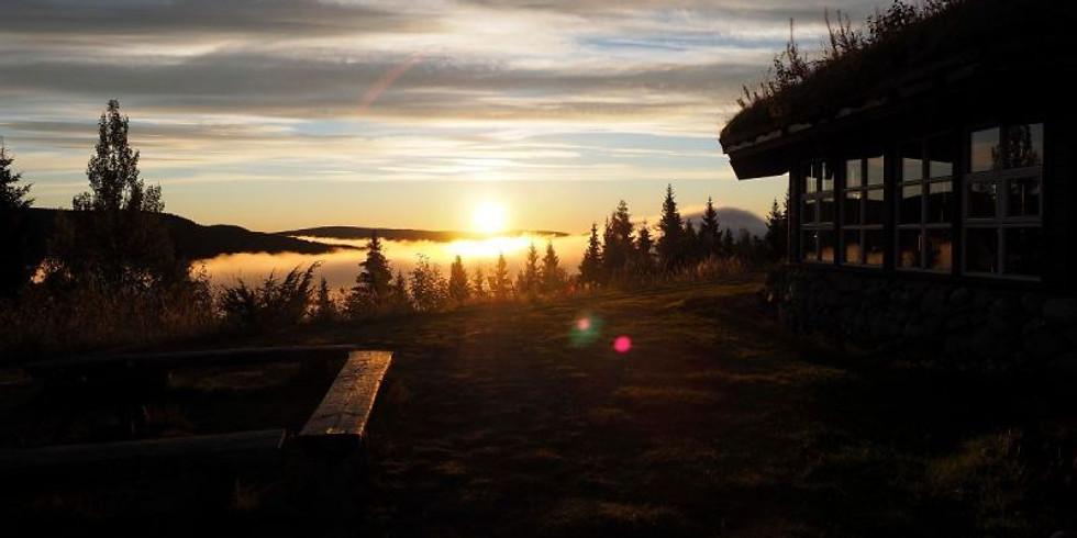 Avlyst! VelværeWeekend på Finnskogtoppen i Mai 2020