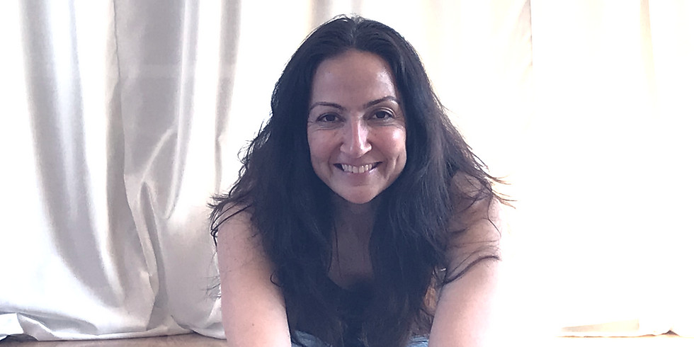 Rolig yoga & pust, Onsdager med Elif O