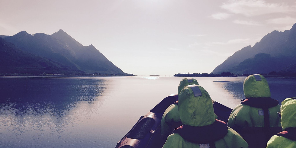 DrømmeYogatur til vakre Lofoten September 2021