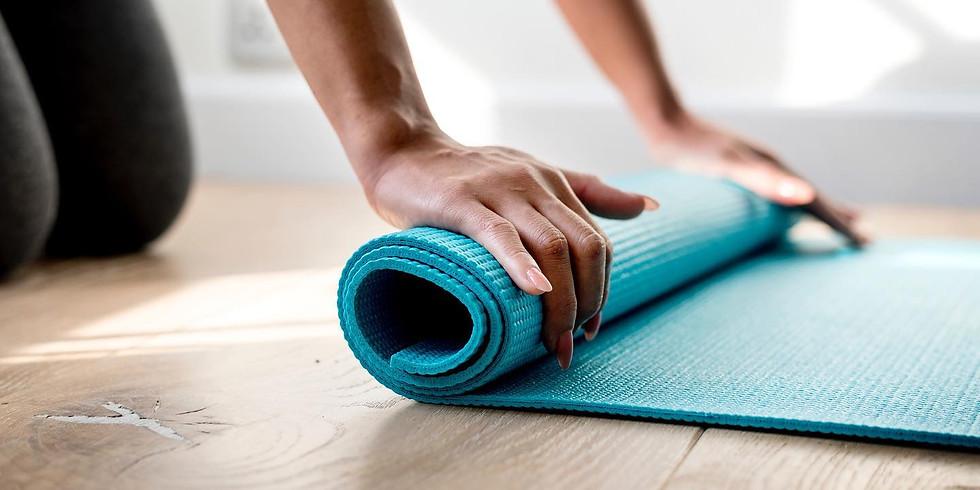Awareness yoga, Lørdager m/ Christina Danielsen