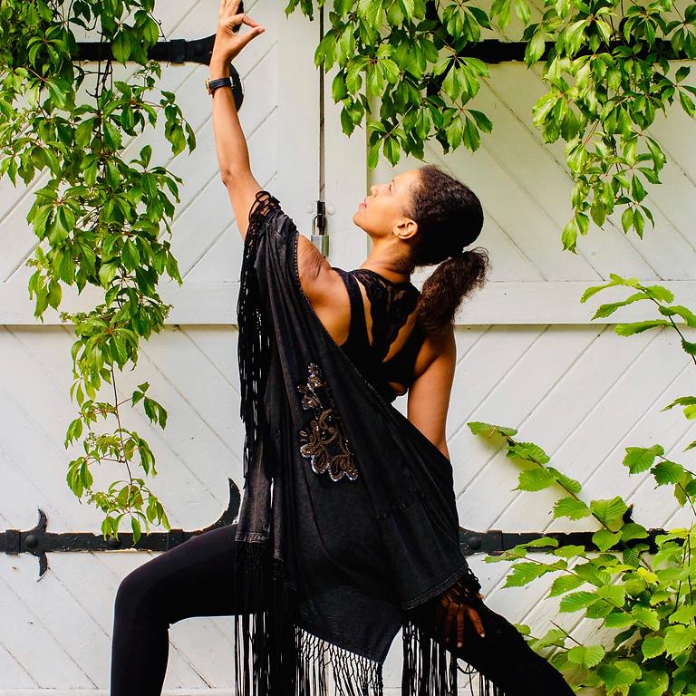 Prana Flow & Yin, Fredager m/ Mariam S.
