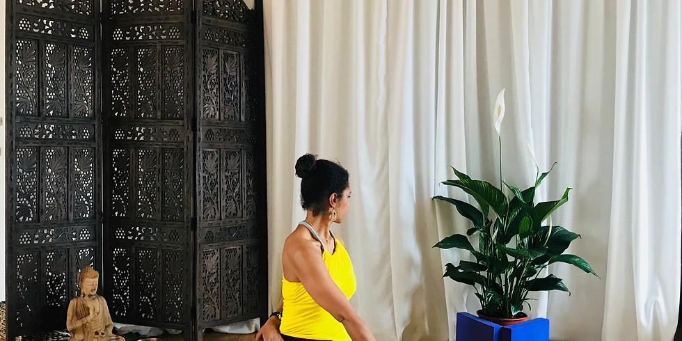Hormon Yoga Terapi, Onsdager med Heidi R