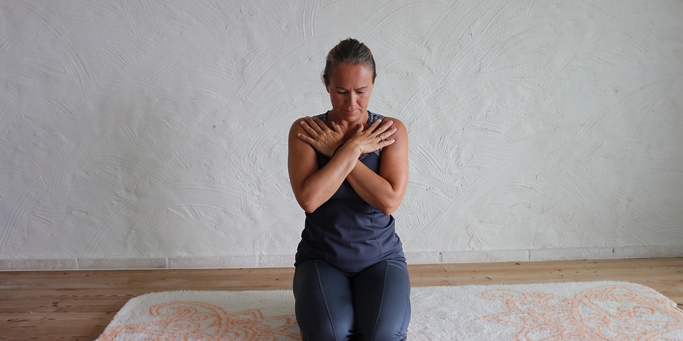 Fullmåne Yoga med Ina L