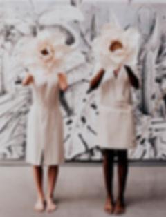 delphine josse creatrice robe minimalist