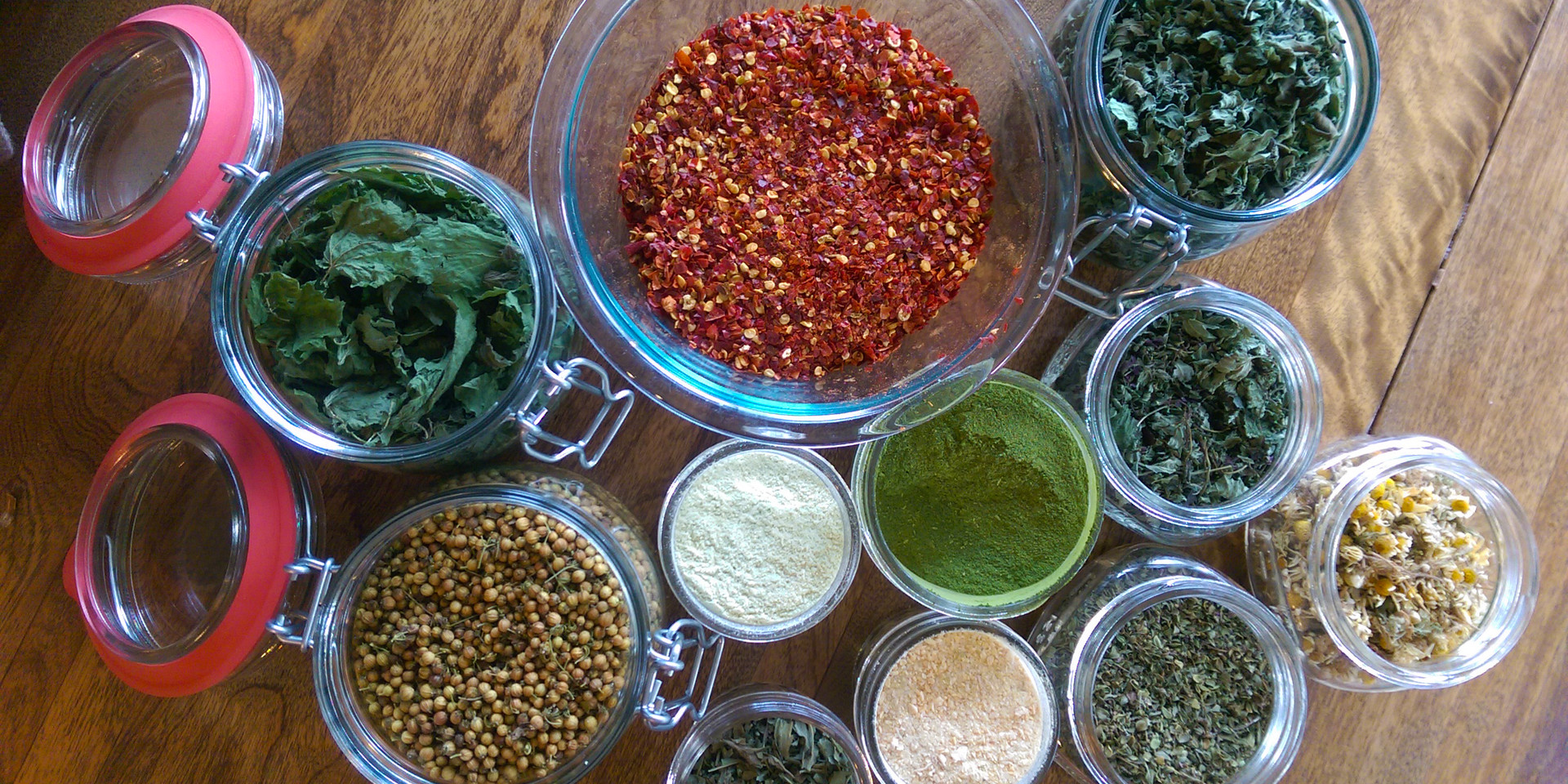 Mix Spices from Keddie Farms Gardens