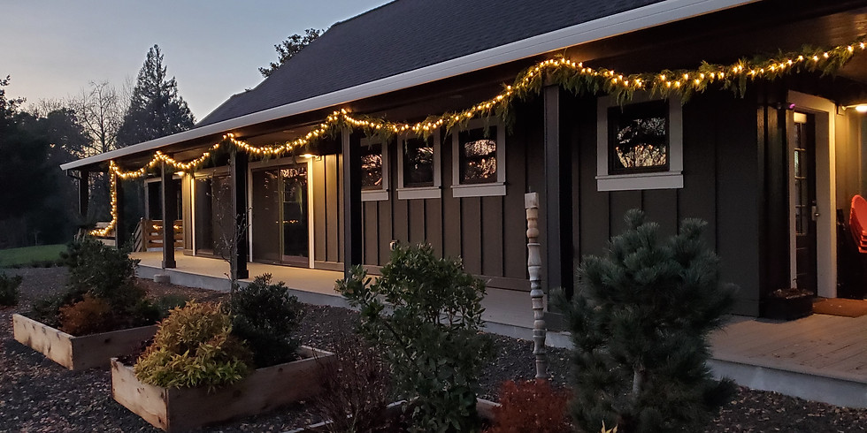 Winter Solstice Open House at Keddie Farms