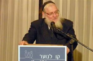 image: Rabbi Zev Leff