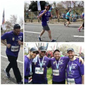 Rabbis Can Run at the Jerusalem Marathon 2018