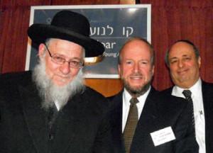 Rabbi Zeff Leff, Dr. Ronald Wachtel & Dr. David Pelcovitz