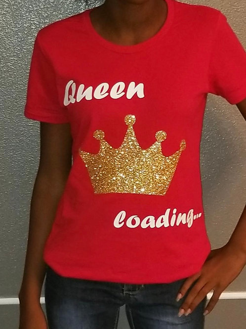 Queen loading....(Childrens)
