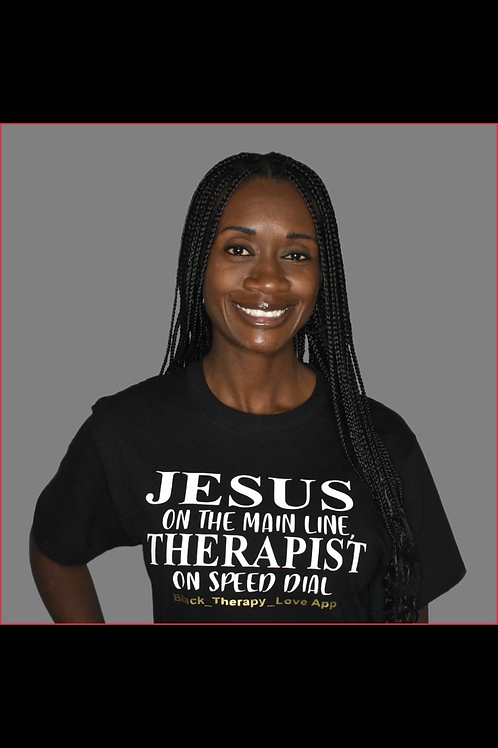 Jesus on the Mainline T-Shirt (Womens)