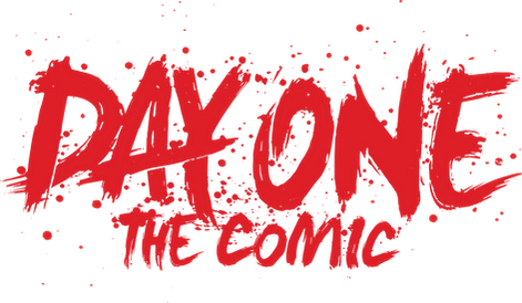 Day One-The Comic is a journey through a world ravaged by zombies.