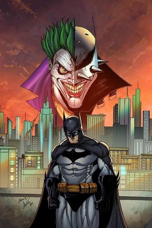 Limited Edition Print (The Batman)