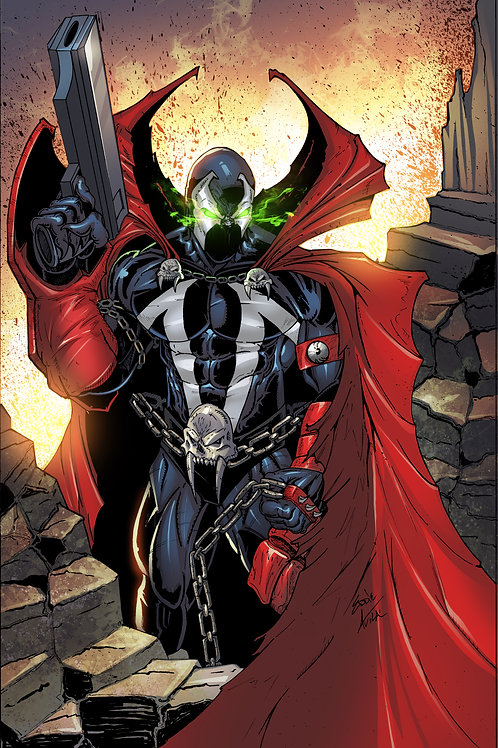 Limited Edition Print (Spawn)