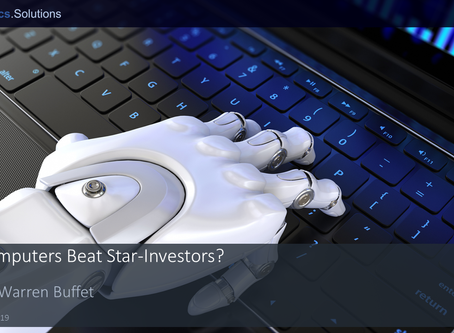 Can Computers Beat Star Investors? Case I: Warren Buffet