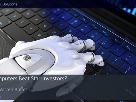 Can Computers Beat Star Investors? Case I: Warren Buffet