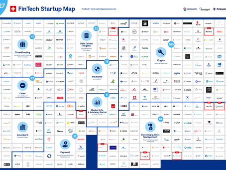 OpenMetrics Solutions Joined the Swisscom - Swiss FinTech Startup Map, May 2019
