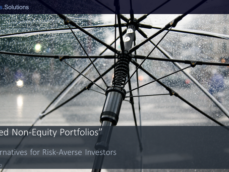 """Stabilized Non-Equity Portfolios"""