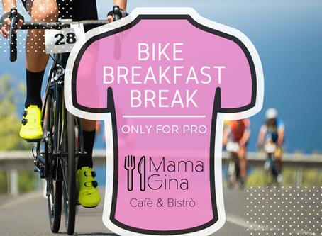 Bike Breakfast Break