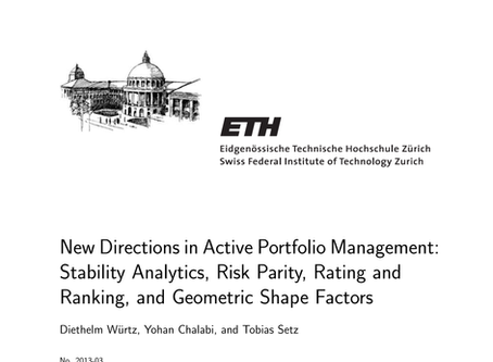 New Directions in Active Portfolio Management