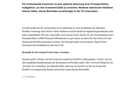 private banking magazin - Digital Eye