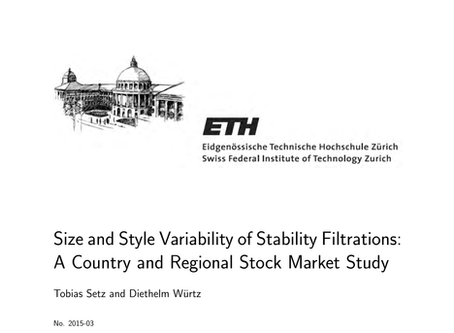 Size and Style Variability of Stability Filtrations
