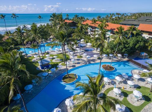 Quer passar o feriado de Corpus Christi 2021 em um resort pé na areia?