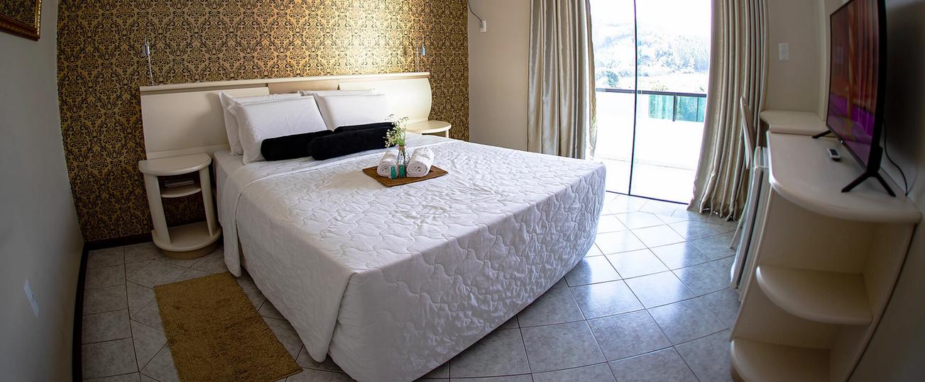 Pratas Thermas Resort - Quartos